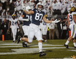 No. 7 Penn State Hangs on for Win over No. 16 Michigan